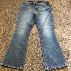 New York and Company Flare Jeans